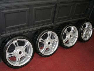 Rare 18 John Cooper works mini S JCW R95 factory OEM wheels R90 17 R50