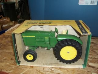 John Deere Toy Tractor 5020 555 Greenbox