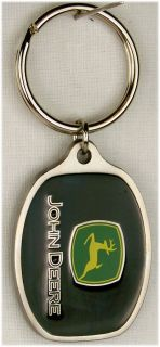 John Deere Key Ring in Collectibles