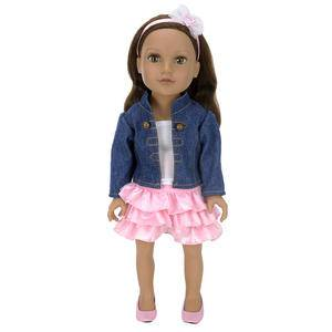 Journey Girls 18 inch Soft Bodied Doll Kyla Jean Jacket