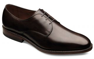 Allen Edmonds Mens Kenilworth Brown Leather Shoe 8065