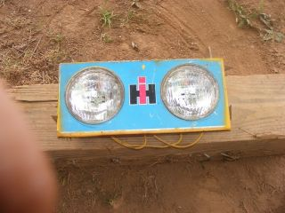 Cub Cadet Headlight Panel