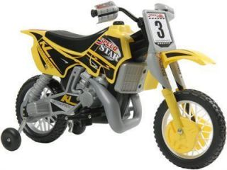 Kids Dirt Bike Motorcycle 12v Battery Operated Kids Toy Ride on Bike
