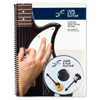 First Act® Learn Play Guitar Book
