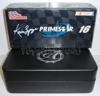 Kevin Lepage 16 Primestar 1 24 Diecast Leather Case
