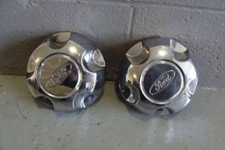 94 2004 Ford Explorer Ranger Factory Center Caps Pair of 2