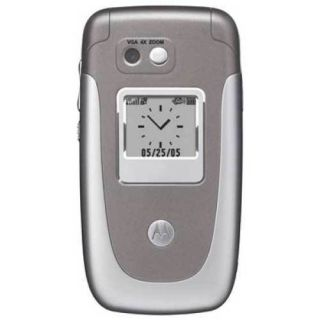 Motorola V360 Unlocked GSM Triband Bluetooth Camera Cell Phone