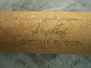 Bench Louisville Slugger 125LL Little League Baseball Bat EX