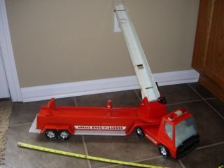 Nylint Hook Ladder Fire Truck 31 Long