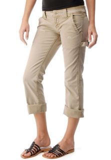 Lucky Brand Womens Maggie Carpenter Jeans Latte 10 30