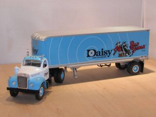 Daisy Red Ryder 1960 Mack Tractor Trailer 10 0123