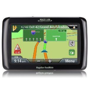 Magellan Roadmate 2120T LM GPS Vehicle Navigation System Liftime
