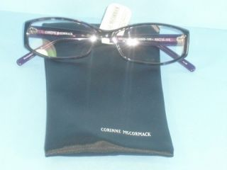 Corinne McCormack Natalie Purple Magnifiers Reading Readers Glasses 1