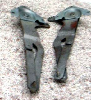 1965 1966 Ford Mustang Door Window Regulator Scissors Assemblies Pair