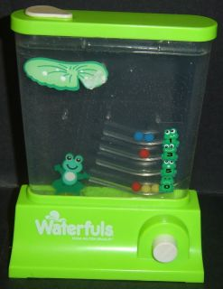 Tomy Wonderful Waterfuls Leap Frog Waterful Water Game