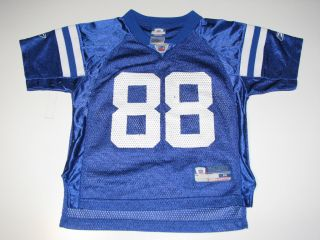 Indianapolis Colts Marvin Harrison 88 Jersey Sz M