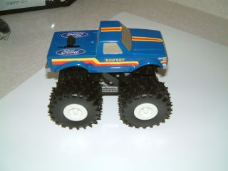 Mattel Bigfoot Monster Truck Racing Champions 1990 Hot Wheels