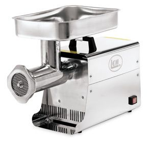 Electric Meat Grinder Stainless Steel 1 5 HP