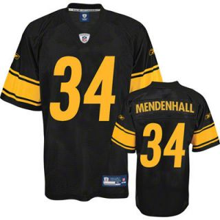 Pittsburgh Steelers Rashard Mendenhall Youth Reebok Jersey Large 14 16
