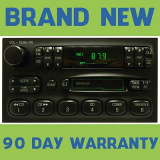 New Mercury Villager Nissan Quest Radio Tape Player 99 2000 01 02