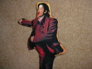 Michael Jackson Small Pillow Doll