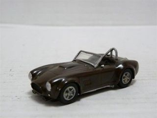 John Day (?) 1/43 AC Shelby Cobra Handmade White Metal Model Car Kit