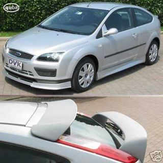 FORD FOCUS Bodykit/Accessories REAR ROOF SPOILER RS