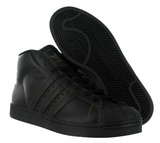 Adidas Pro Model Ftr Mens Shoe Black Sz