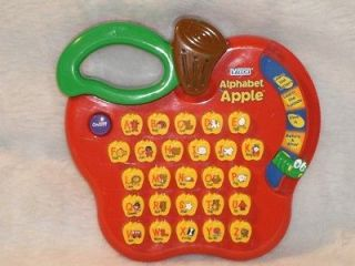VTECH Alphabet APPLE, FANTASTIC Fun & LEARNING Tool