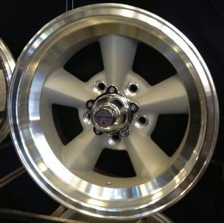 American Racing TORQUE THRUST TTO 309 Wheels Torq 15x7 CHEVY