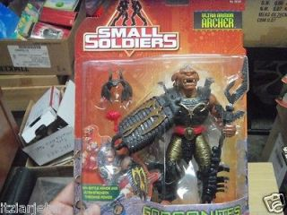 Small Soldiers Soldier Ultra Armor Archer Brand New