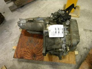 00 FORD TAURUS AUTOMATIC TRANSMISSION (Fits Ford Taurus)
