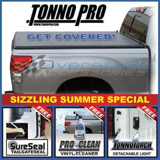 2002 2012 Dodge Ram 6.5ft Short Bed Tonno Pro TRI FOLD Tonneau Cover