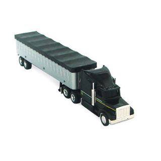 NEW John Deere Semi w/Grain Trailer 1/64 Scale