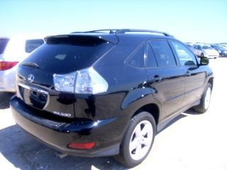 2004 04 LEXUS RX330 Factory Spare Tire Winch Hoist Carrier Unit