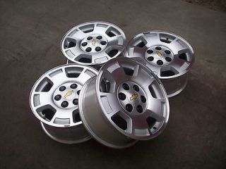 17 CHEVY SUBURBAN TAHOE SILVERADO ALALANCH 1500 FACTORY WHEELS RIMS