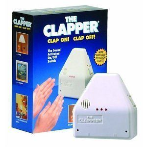 Clap On Clap Off The Clapper Sound Activated On/Off Switch Detection