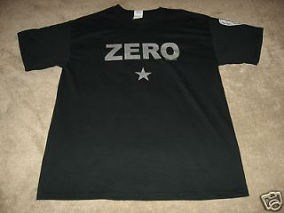 Smashing Pumpkins Zero S, M, L, XL, 2XL Black T Shirt