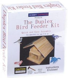 Hobby Express Duplex Bird Feeder Kit PPR60003