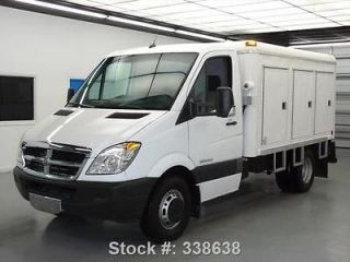 Dodge  Sprinter WE FINANCE 2007 DODGE SPRINTER DIESEL DRW JOHNSON