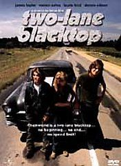 Two Lane Blacktop Anchor Bay DVD MINT OOP James Taylor Warren Oates