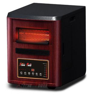 XP 1500W Space Quartz Infrared Heater Humidifier Plasma Inverter Air