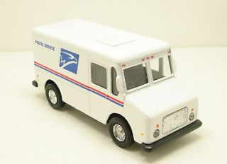 States US Postal Service mail delivery 4.5 diecast model truck USPS