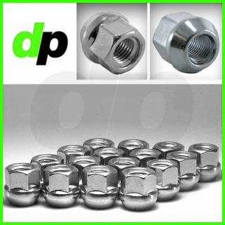 /Lug Nuts, Cone Seat, 19mm Hex, Qty 25 (Fits Dodge Ram 50 Custom
