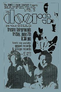 Classic Rock Jim Morrison & The Doors at Fresno Fairgrounds Concert