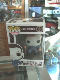 Pop Movies HALLOWEEN Michael Myers Vinyl Figure by Funko New MIB