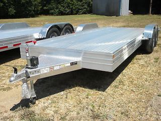 2013 Featherlite 20 Aluminum Open Car Trailer Model 3110