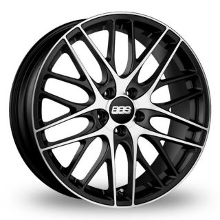 17 BBS CS 5 Alloy Wheels & Goodyear Tyres   AUDI A4 (94 01)