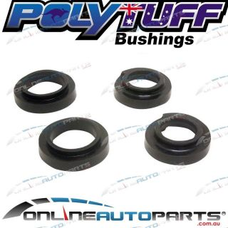 30mm Coil Spacer Kit Nissan Patrol GQ GR GU Y60 Y61 Spring Lift Poly