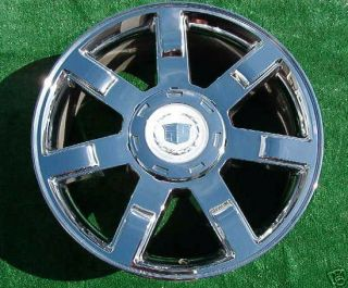 NEW 07 08 09 Cadillac Escalade Chrome 22 Wheel Rim 5309